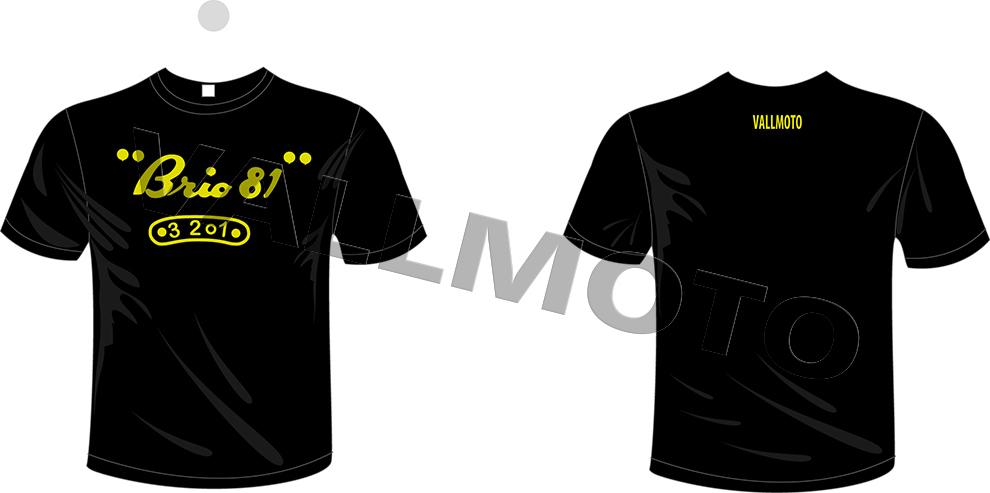 Camiseta Montesa Brio 81