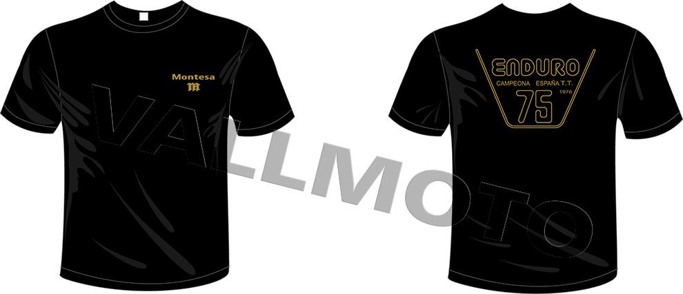 Camiseta Montesa Enduro 75