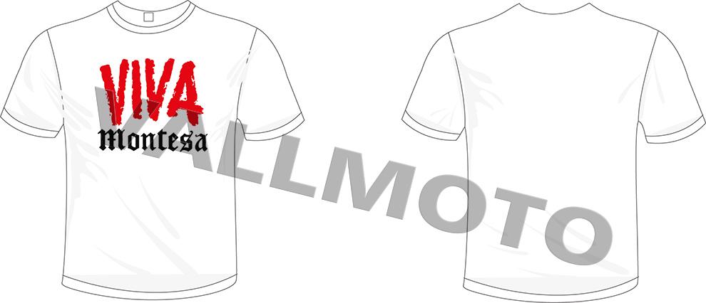 Camisa VIVA Montesa