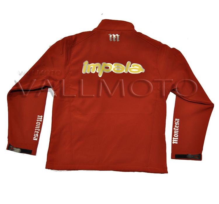 Softshell roja Impala ref.R050016000XL (10)