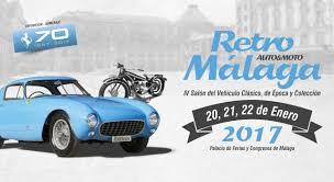 RETRO MALAGA 2017