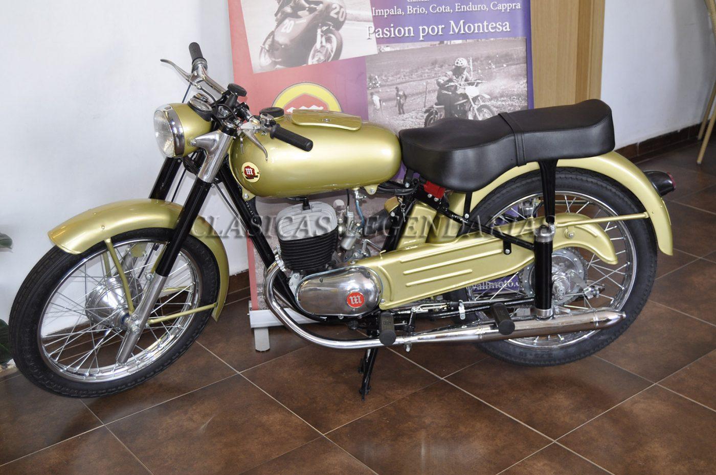 Montesa Brio Trucha