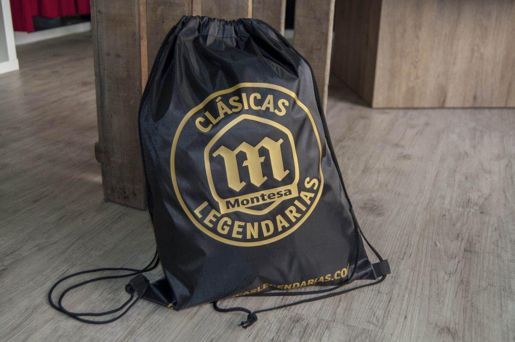 regalo mochila moto clasica