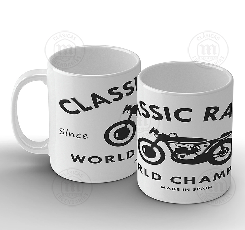 Taza montesa Classic Racer