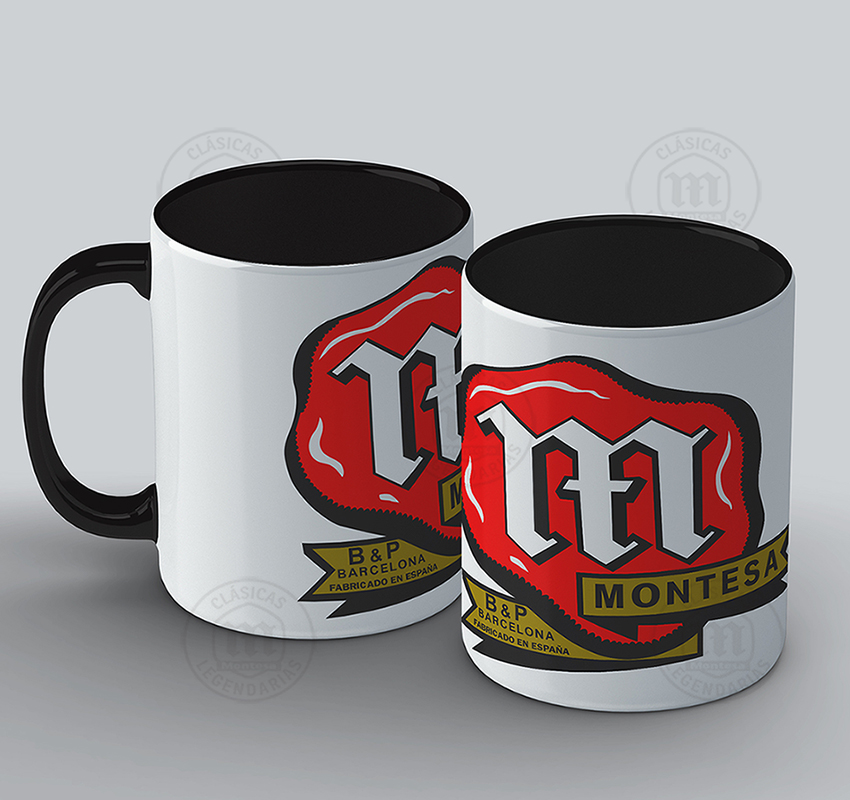 Taza montesa Sello