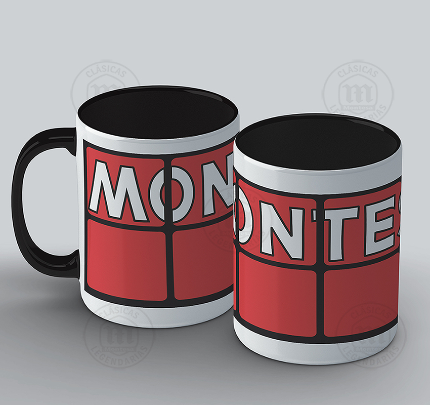Taza montesa catalogo