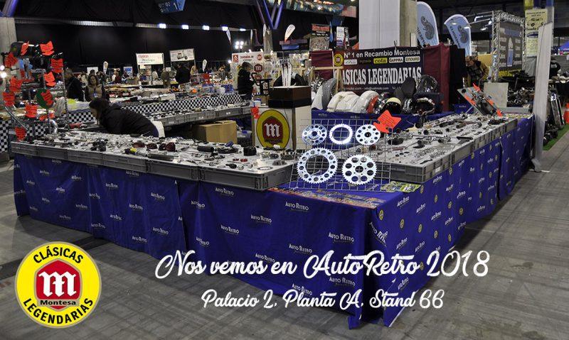 Feria Autoretro 2018 - Clásicas Legendarias