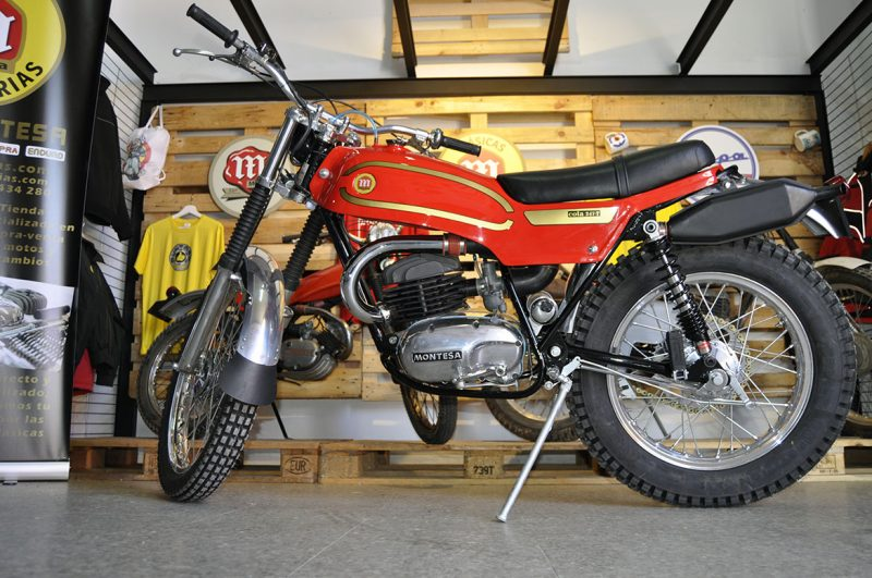 Montesa Cota 247 trail