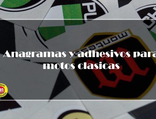 Anagramas y adhesivos | Personalización